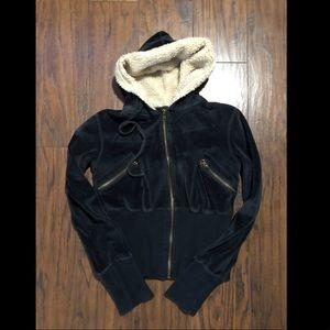 2/$20 Crop Jacket in Black